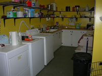 Laundry and Feeding Area - Click to Enlarge, close window when done
