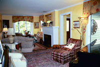 House � living room - Click to Enlarge, close window when done