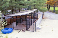 Kennel runs - Click to Enlarge, close window when done