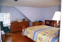 2nd floor house � Bedroom 2 - Click to Enlarge, close window when done