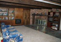 Family Room with Fireplace - Click to Enlarge, close window when done
