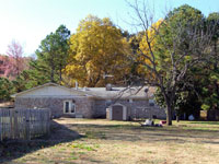 View of House from Back of Property - Click to Enlarge, close window when done