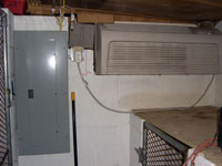 200 Amp Panel, Heat & Air - Click to Enlarge, close window when done