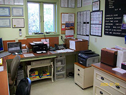 Front Desk - Click to Enlarge, close window when done