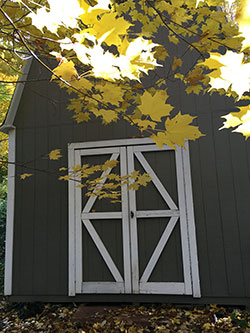 Barn is 12x24x18 - Click to Enlarge, close window when done