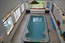 Pool from the Great Room - Click to Enlarge, close window when done