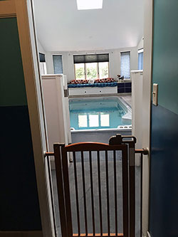 Pool - View from Drying Room - Click to Enlarge, close window when done