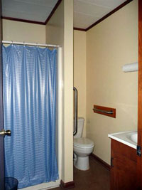 Apartment Bathroom - Click to Enlarge, close window when done