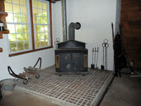 Buck Stove - Click to Enlarge, close window when done