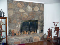 Fireplace - Click to Enlarge, close window when done